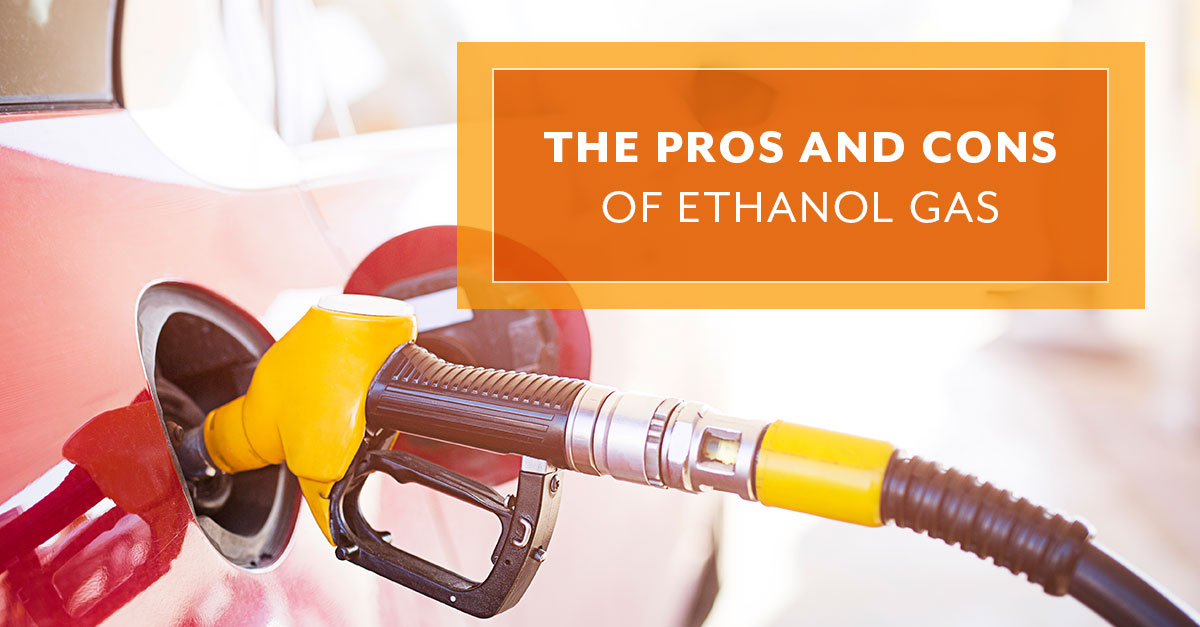 The Pros And Cons Of Ethanol Gas Aop Homeschooling